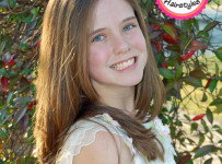 Tween Hairstyle - Silky Smooth