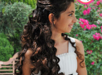 Long Hairstyle for Young Girls
