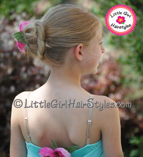 Ballerina Bun Traditional profile image